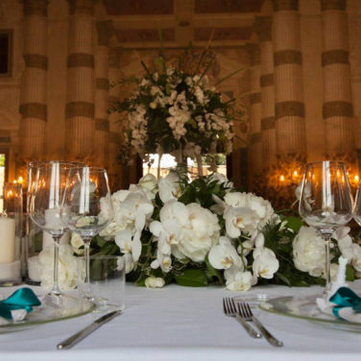 matrimonio salone affrescato villa veneta