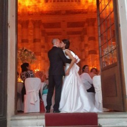 sposi matrimonio in villa veneta
