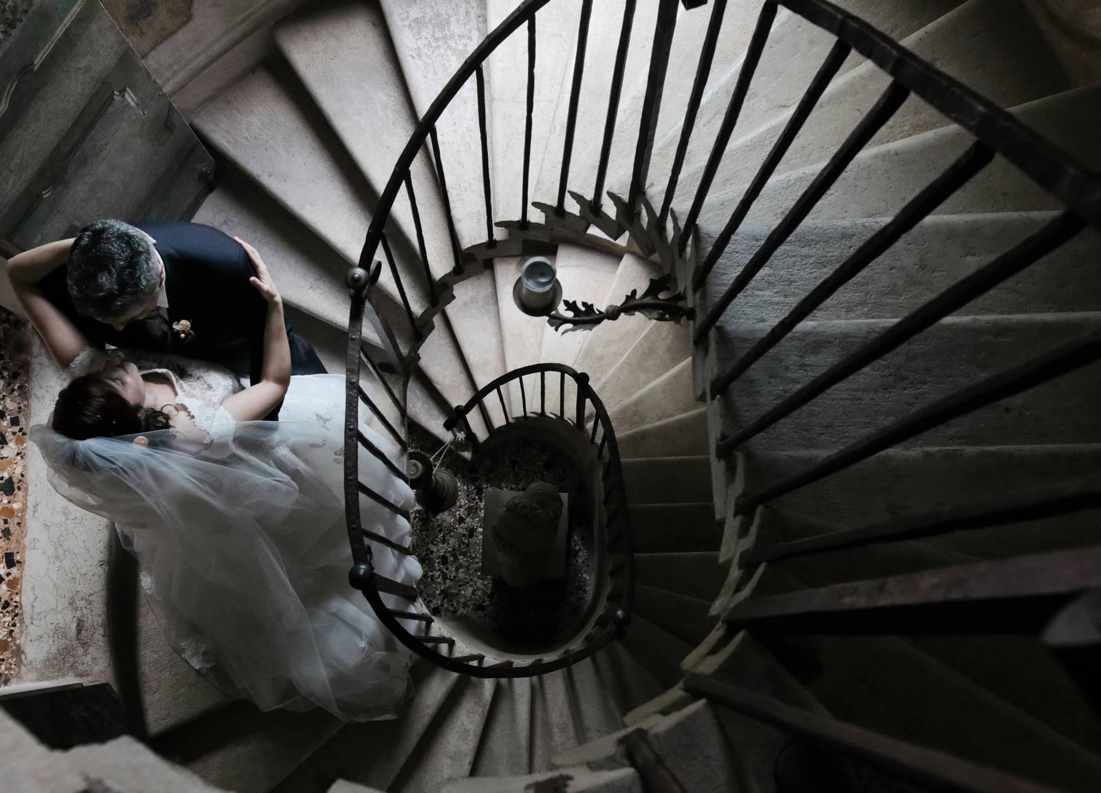 Sposi a Villa Valier