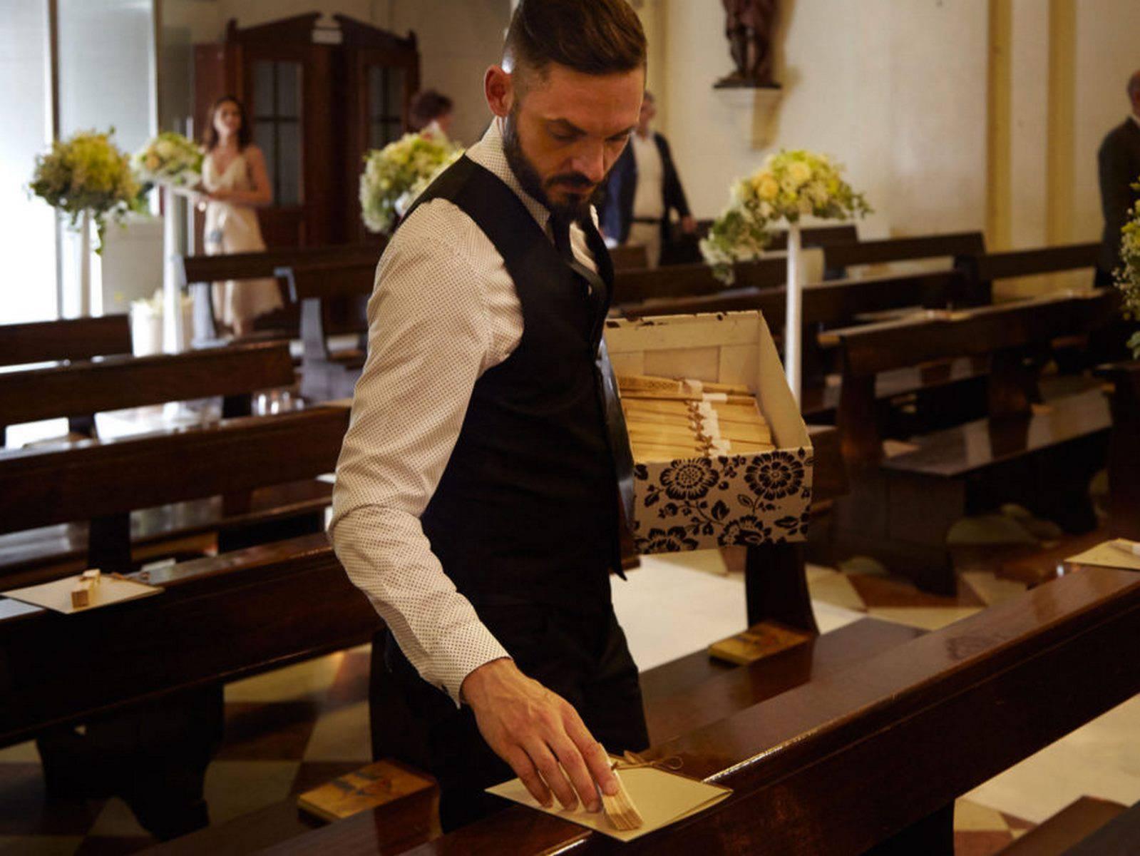 Baldan Alessandro wedding designer