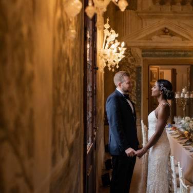 sposi in villa veneta