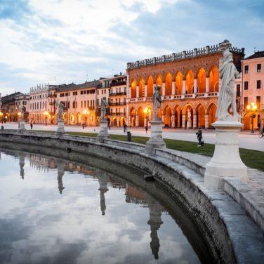Prato della Valle Square in Padova